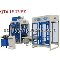 Brick Making Machine (QFT6-15)
