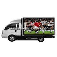 Truck Mobile LED Video Display Screen