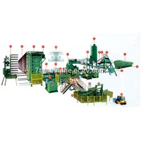 Full-Auto Concrete Block Production Line