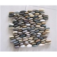 Dark Grey Pebble Stone
