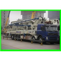 Truck-Mounted Concrete Pump (HB52)