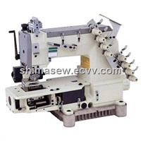 Four Needles Waistband Sewing Machine