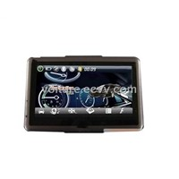 4.8 Inch Screen Car Gps Navigation System with Map(Fm,Mp3,Mp4,Txt)