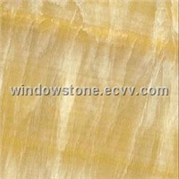 Yellow Onyx Natural Stone