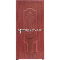 melamine finish moulded door skin