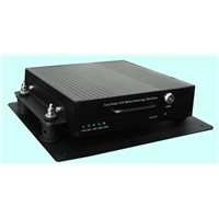 4 Channel Mobile DVR with MPEG4 Compression