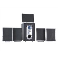 5.1 Computer Speakers, Multimedia Speakers, Home Theater Speakers with NXT Flat Panel Satellites