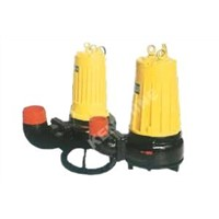 AS/AV Submersible Sewage Pump With Shred Device