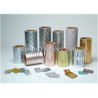 Aluminum Blister Packing Foil