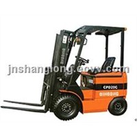 Battery Powered Forklift Truck