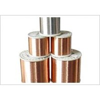 Bronze Electric Wire