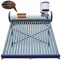 Copper Coil Pressurized Heat Exchanger