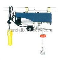 Electric wire rope hoists(PA400)
