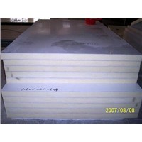 FRP and PU sandwich panel