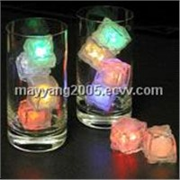 Flashing Ice Cubes