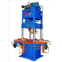 HY100-500B Hydraulic Tile Machine