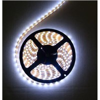 High Density Flexible SMD Light Strip with 600LEDs on 5meter,Flexible Waterproof SMD 1210 LED Strip