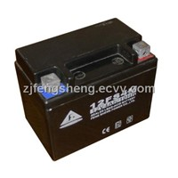 MF Motorcycle Lead Acid Battery 12v4ah
