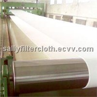 Nonwoven filter cloth