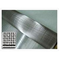 Plain Stainless Steel Mesh