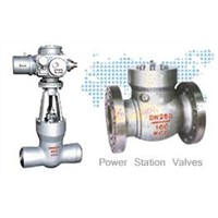 Power Station Valves