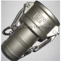 RAPIDO KAMLOK/Stainless Steel Camlock Pipe Fitting Type C