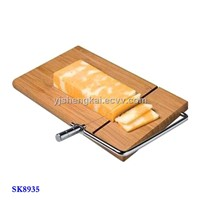 Rubber Wood Cheese Cutting Board