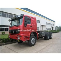 Howo Series Tractor Truck