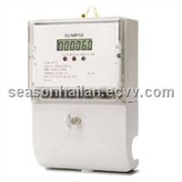 Single Phase Anti-Tamper Energy Meter
