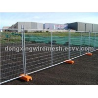 Temporary Fence Netting