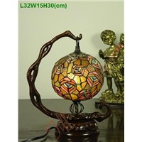 Tiffany Accent Table Lamp (LSACT000043-LBTI1128)