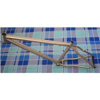 Titanium Bicycle Frame-MTB Frame