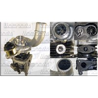 Turbocharger GT1549 703245-0001