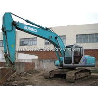 Used Kobelco Excavators