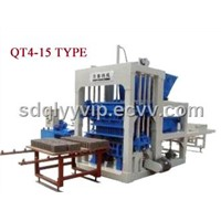 Brick Making Machine (QT4-15)