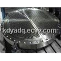Heat Exchanger Tube Sheet