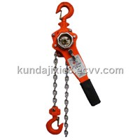 Manual Chain Hoist Capacity 750kg
