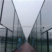 Playground Wire Mesh Fencing