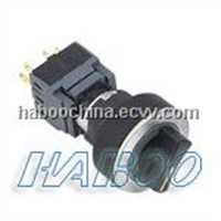 Selector Push Button Switch 16/22mm