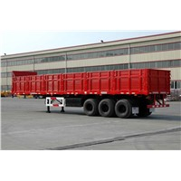 sidewall semi-trailer