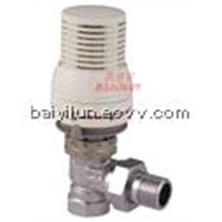 Thermostatic Radiator Valve (Angle C)