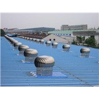 Wind Driven Roof Ventilator