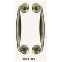 Zinc Alloy Door Handles
