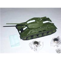 F-Toys Plastic Motor Tanks Scale 1 / 87 Collection 1