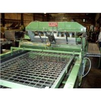 Used Wire Mesh Machine