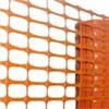 Orange Barrier Fence Mesh