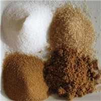 Sugar - VHP Raw Brown Sugar 800-1200 from Brazil