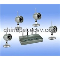 2.4GHz Wwireless CCTV Camera