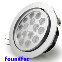 15W LED Recessed Light