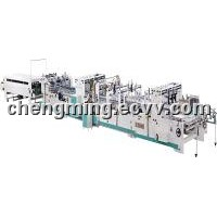 Automatic Corrugated Carton Folder Gluing Machine